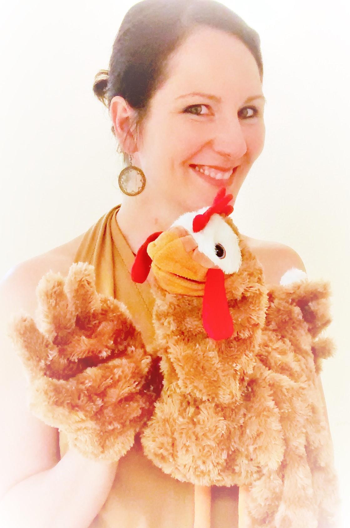 Volkmanis Huhn