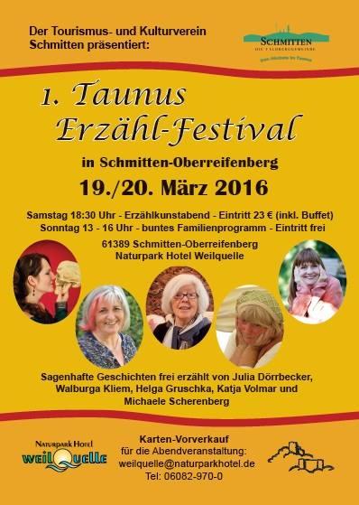 Plakat TaunusFestival